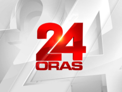 24 Oras Logo Illustration (December 5, 2016)