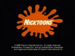 Nicktoons (1999, Invader Zim Pilot variant)