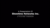 Showtime Networks (2001 - HD)