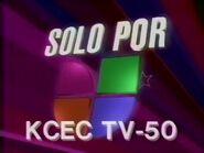 Solo Por Univision KCEC-TV 50
