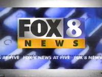 WJW FOX 8 News At 5 1997