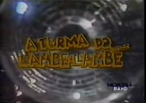 A Turma do Lambe Lambe 1976 logo.png