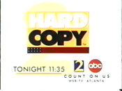 Hard Copy Promo