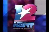 KBMT 12 news open 1998 1