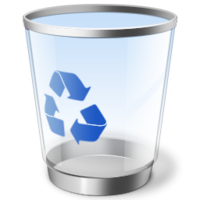 Recycle Bin Windows Vista empty