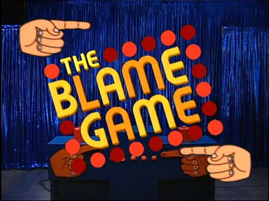 The Blame Game (SNL)