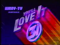 WAAY-TV You'll Love It ABC 1985