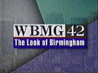 WBMG 42 The Look of Birmingham ID 1995