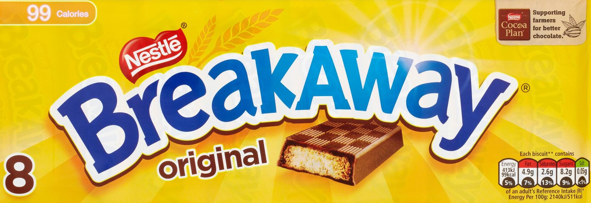 Breakaway (biscuit)