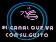 Ident Canal 6 (El Salvador) - 1973 2