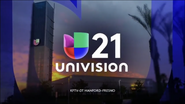 Kftv univision 21 second id 2017