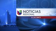 Noticias univision regional 11pm package 2015