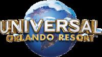 Universal Orlando Resort Logo (2016; Christmas Edition)