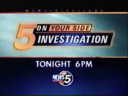 WEWS 5 On your SideInvesigation 2002