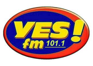Yes FM 101.1 Logo 2000.png