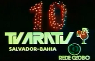 Special logo used for the 10 years of the channel.