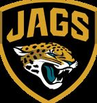 Jacksonville Jaguars logo (secondary)