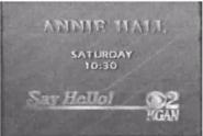 KGAN-TV Annie Hall Promo
