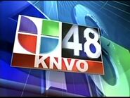 Knvo univision 48 package mid 2000s