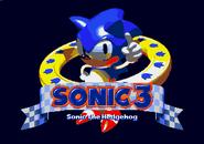 Sonic3Proto MD TitleScreen