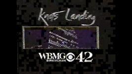 WBMG 42 Knots Landing from 1991