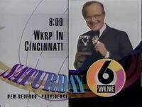 WLNE WKRP Promo 1991