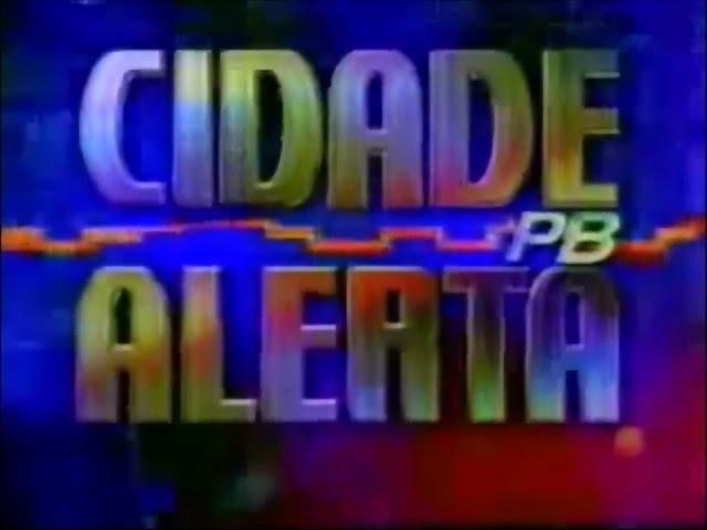 Cidade Alerta Paraíba