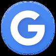 Google Icon (2015) (Blue)