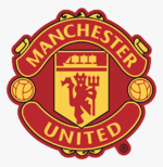 Manchester United FC logo (2007-2009, home)