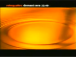 Rete 4 - ripple 1999
