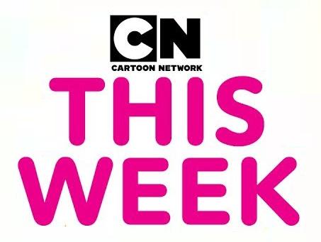 Cartoon Network This Week