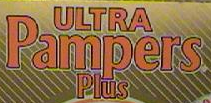 Ultra Pampers Plus