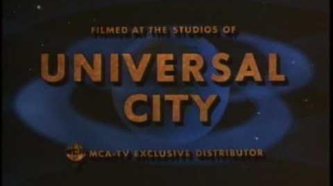 Universal Television Logo (1967-D)