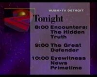 WJBK TV2 FOX Lineup 1995 2