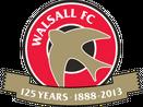 Walsall FC logo (125th anniversary)