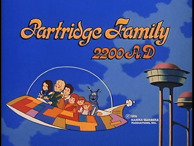 Patridge Family 2200 A.D.