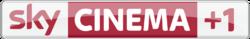 Sky Cinema+1 DE Logo 2016