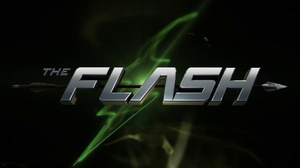 The Flash (2014 TV series) Flash vs. Arrow title card.png