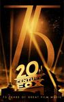 20th Century Fox (75th Anniversary Poster)
