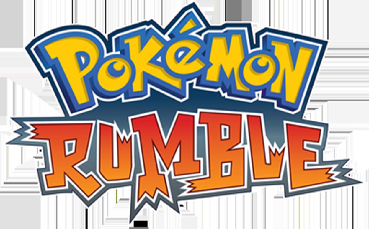 Pokémon Rumble (video game series)