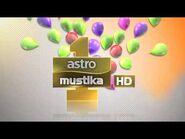 Astro Mustika HD 1st Birthday