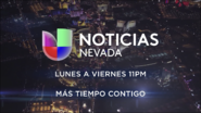 Kinc kren noticias univision nevada 11pm mas tiempo contigo promo 2019