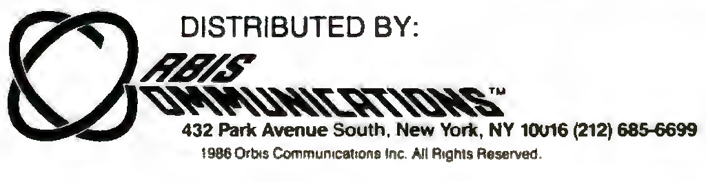 Orbis Communications