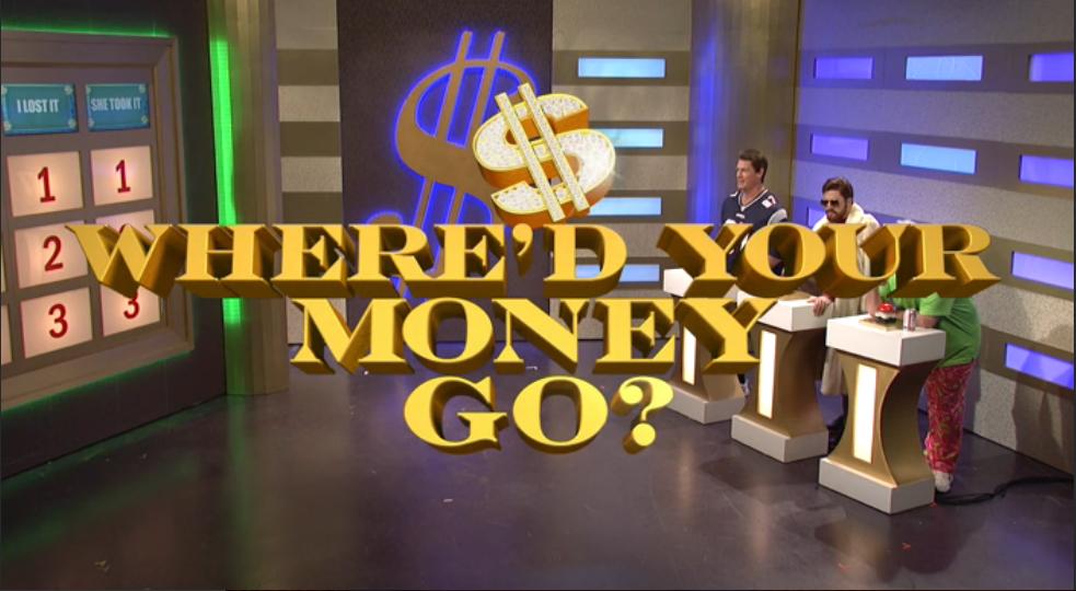 Where'd Your Money Go?