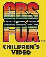 CBS/Fox Children's Video