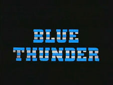 Blue Thunder (TV series)