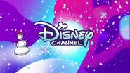 Disney Channel Christmas ID