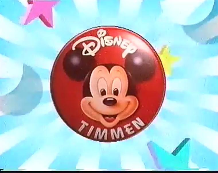 Disney Timmen