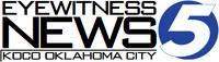 KOCO Eyewitness News 5 logo with ID