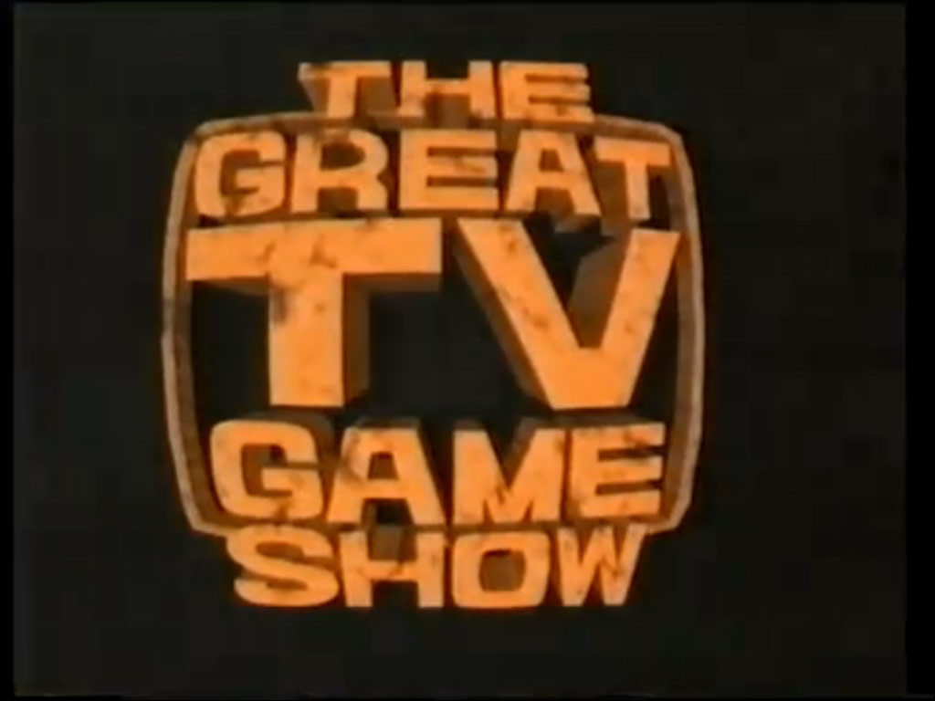 The Great TV Game Show